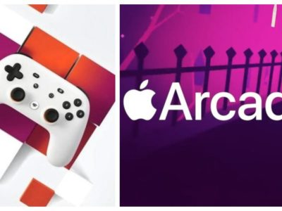 Stadia vs Arcade Google vs Apple