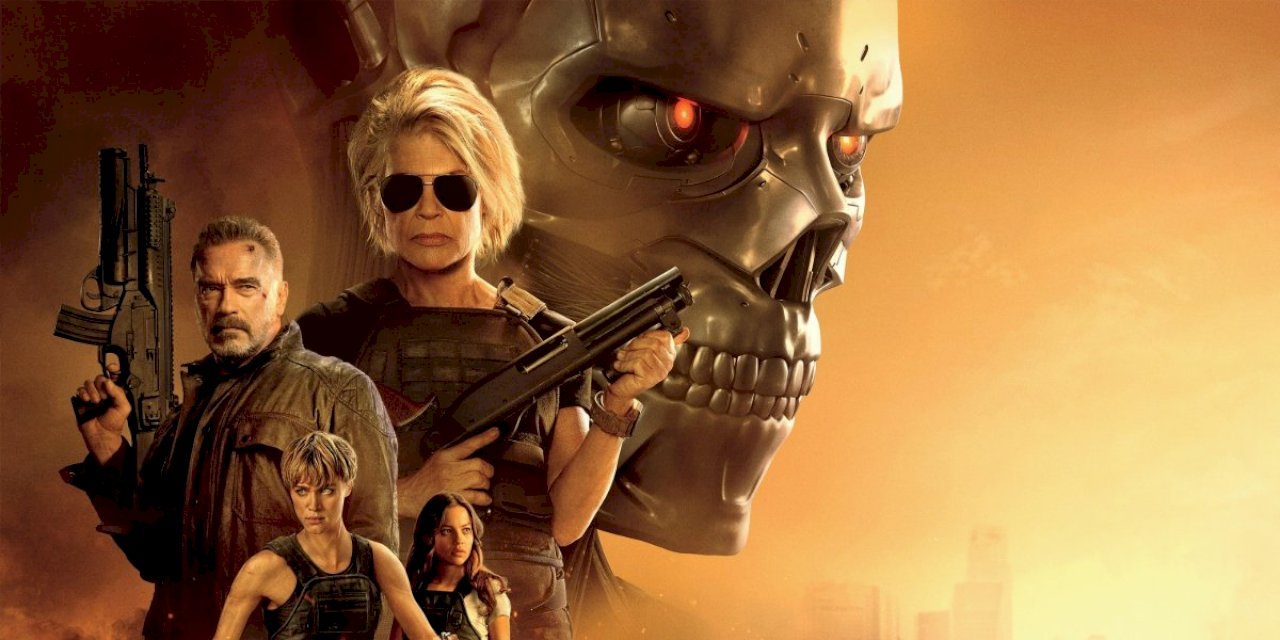 Terminator Dark Fate Sequel Details