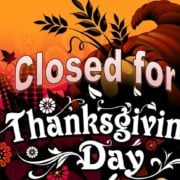 Thanksgiving Day 2019 List of Mail, Banks, Stores and More Open and Closed on Holiday