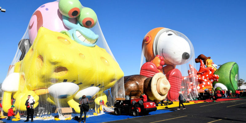 Thanksgiving Day Parade 2019 Watch online