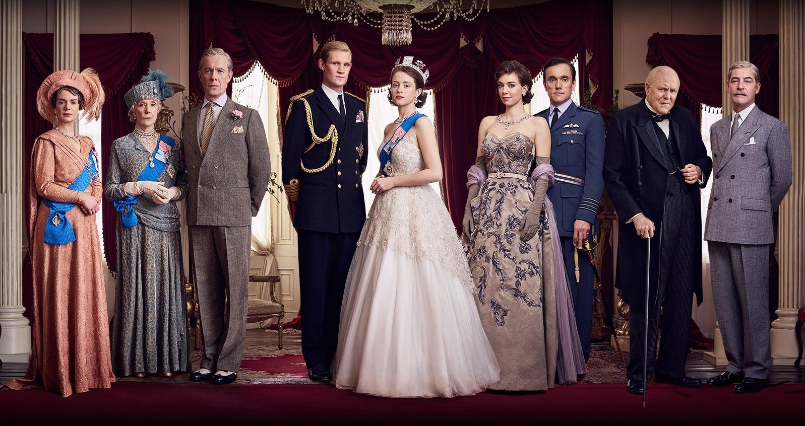 The Crown Season 4 Plot and Queens