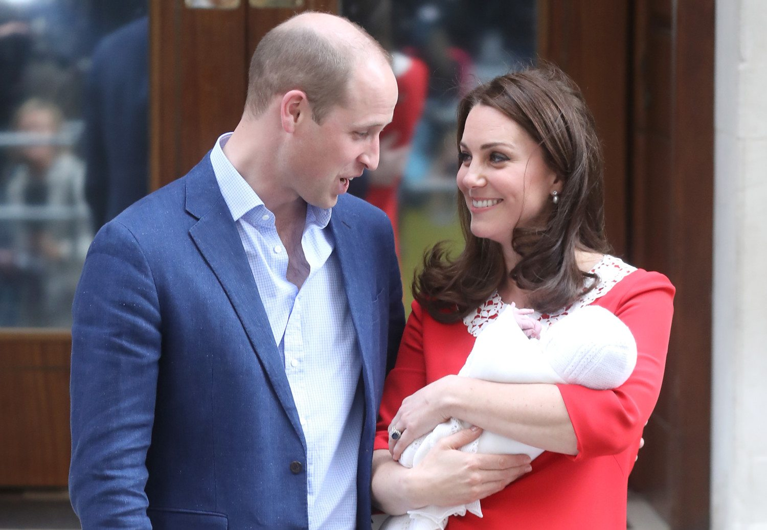 The Duke and Duchess Wants Another Baby