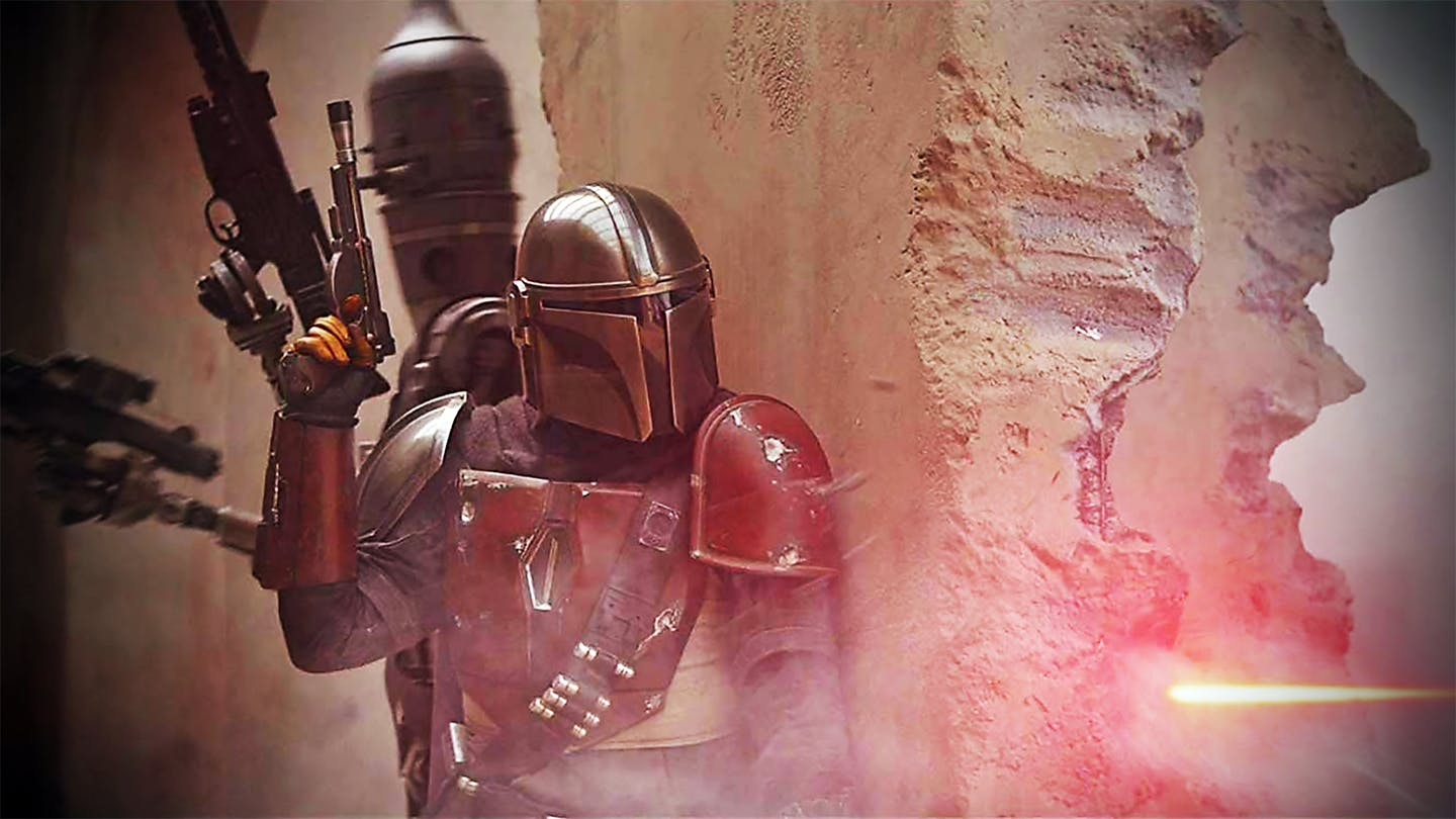 The Mandalorian Season 2 has Started Filming