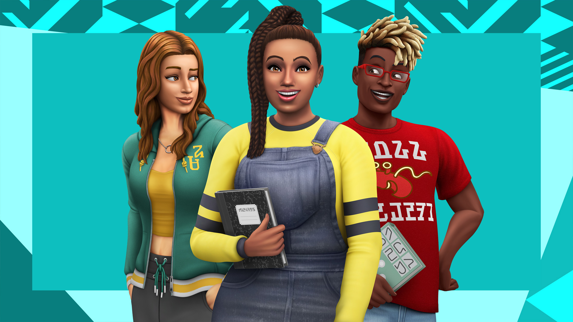The Sims University Expansion Pack