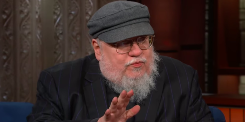 The Winds of Winter Release Date George RR Martin Gives Update that the Book is Coming Soon