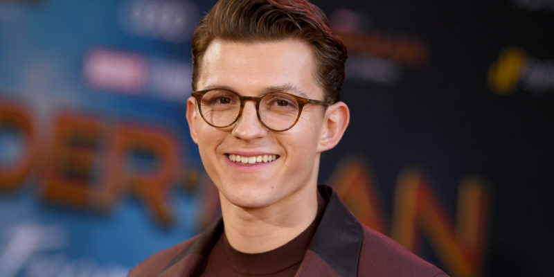 Tom Holland to Star in the 'Spider-Man Into the Spider-Verse' Sequel