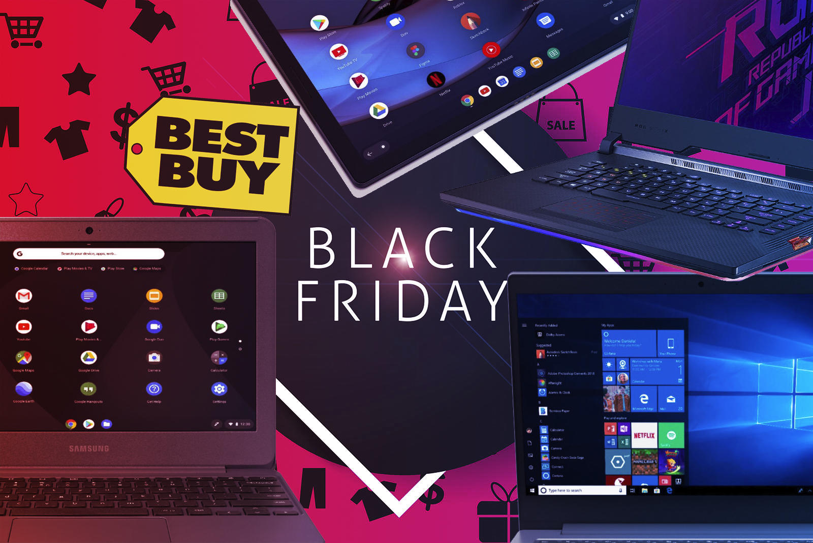 Top Best Buy Black Friday 2019 Deals