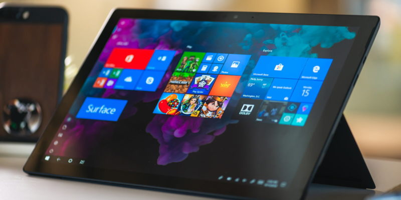Top Surface Pro Alternatives 2020