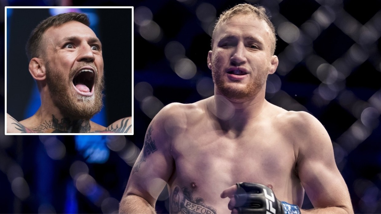 UFC 246 McGregor vs Gaethje