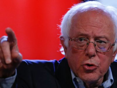 US Presidential Candidate Bernie Sanders and RFTCA Comes Together for Curing AIDS