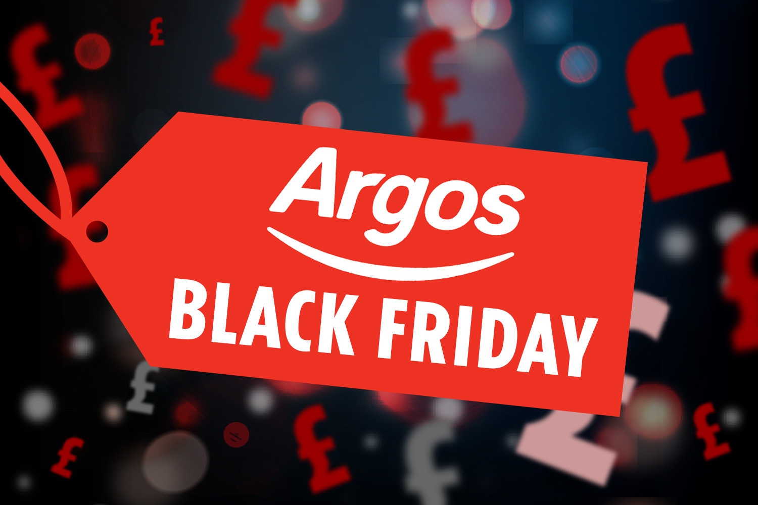 Upcoming Argos Black Friday Deals on Tech Products