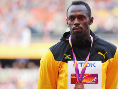 Usain Bolt NFL Rumors