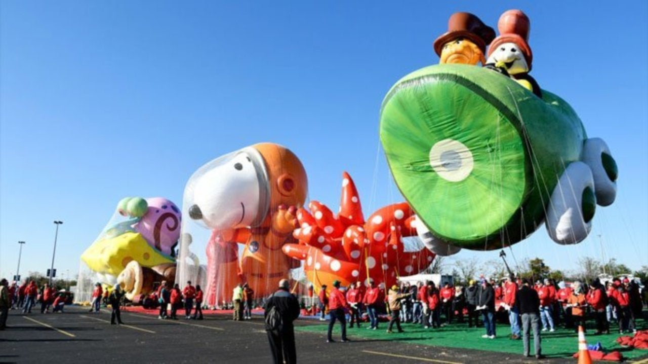 Watch Thanksgiving Day Parade 2019 Online