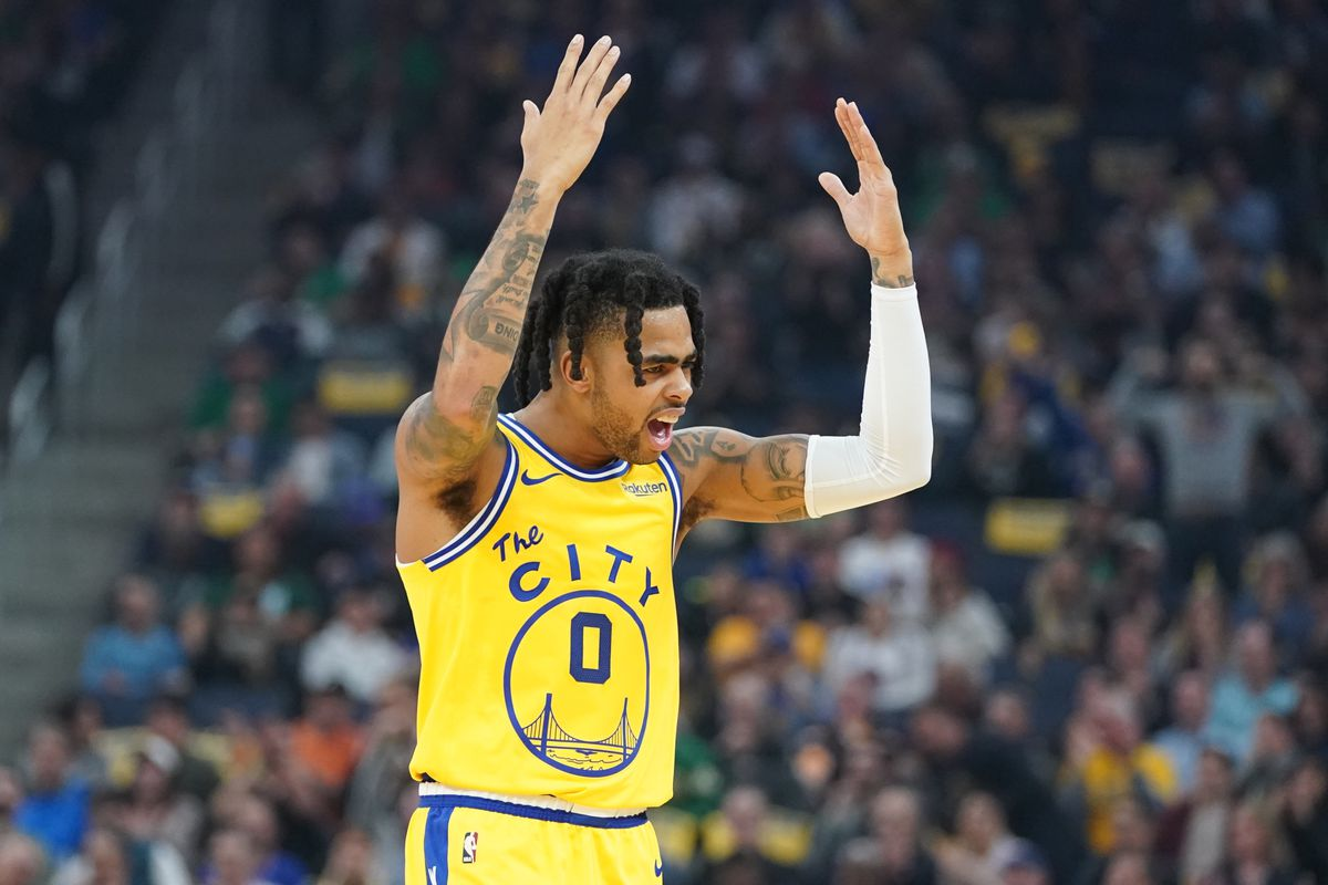 Will Warriors trade out D'Angelo Russell