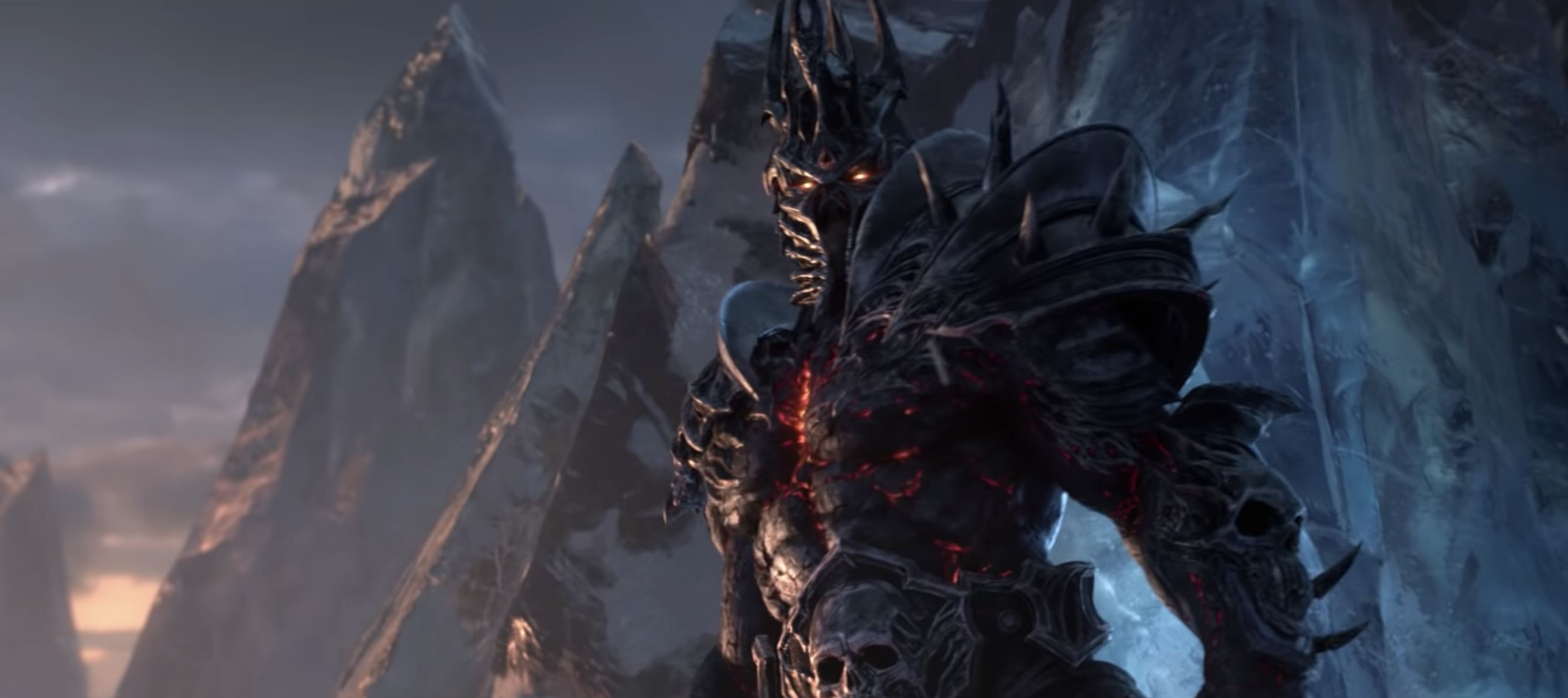 World of Warcraft Shadowlands Trailer and Release Date