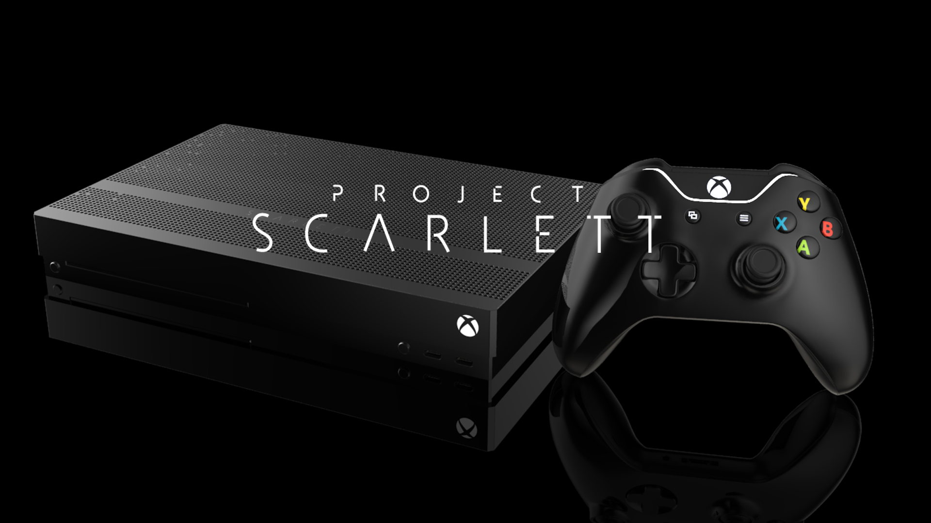 Xbox Scarlett Specs and Features