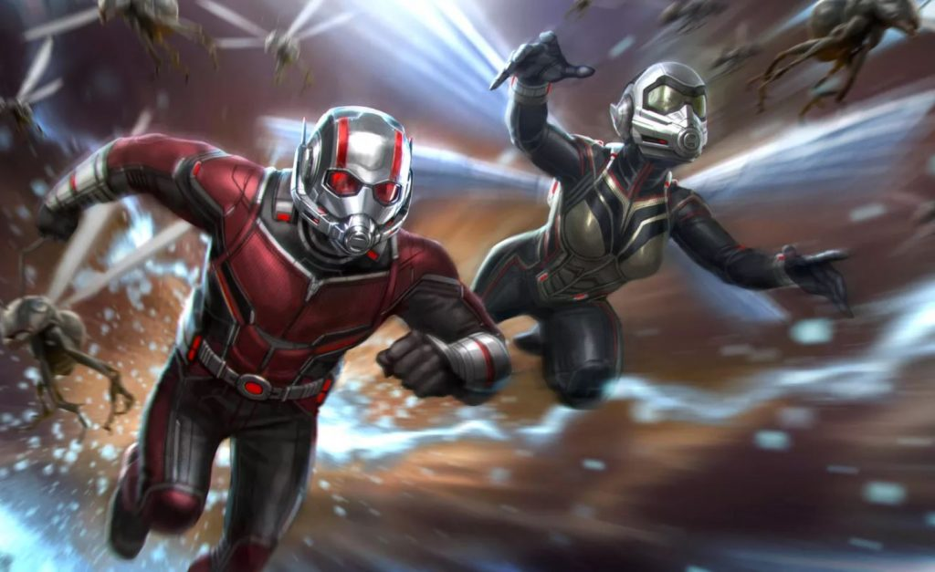Ant-Man 3 Title, Trailer and Release Date