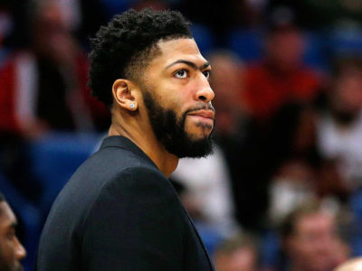 Anthony Davis to Leave the Lakers Soon, will Enter Free Agency 2020 by Not Signing Extension
