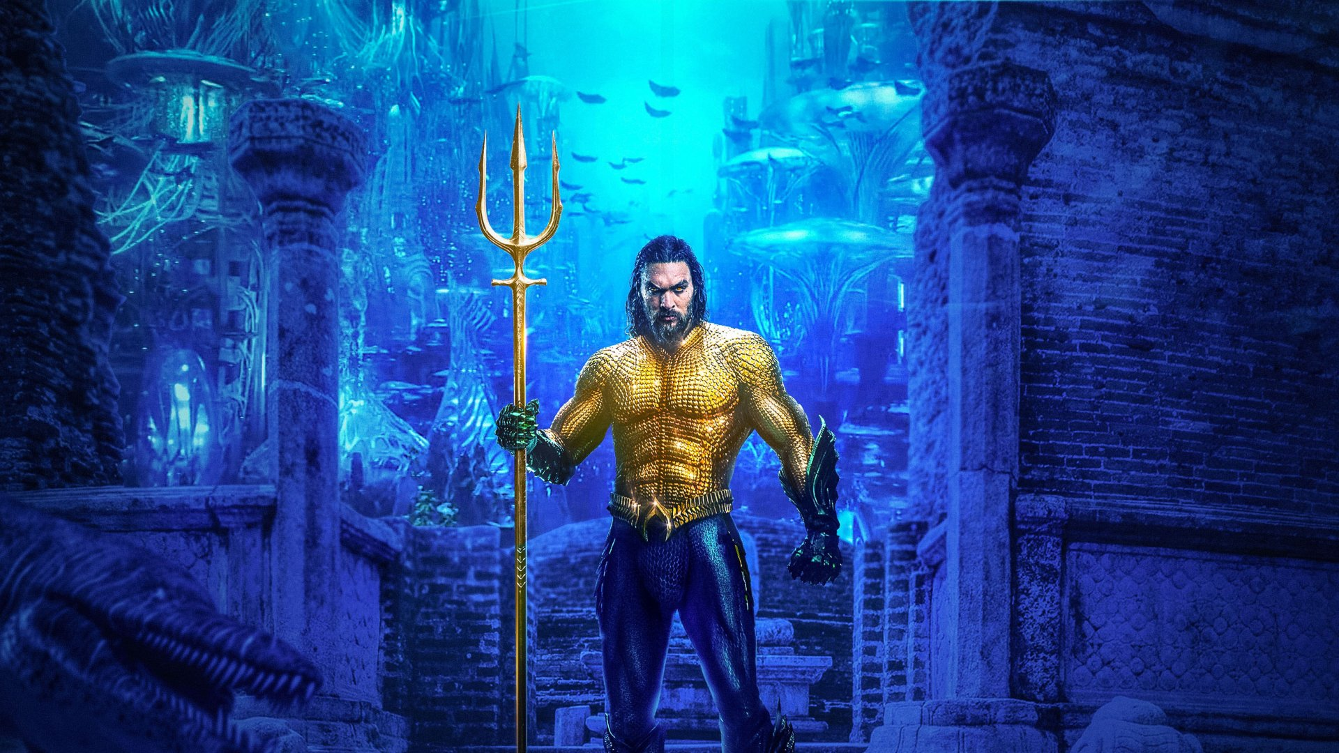 Aquaman 2 Release Date and Trailer