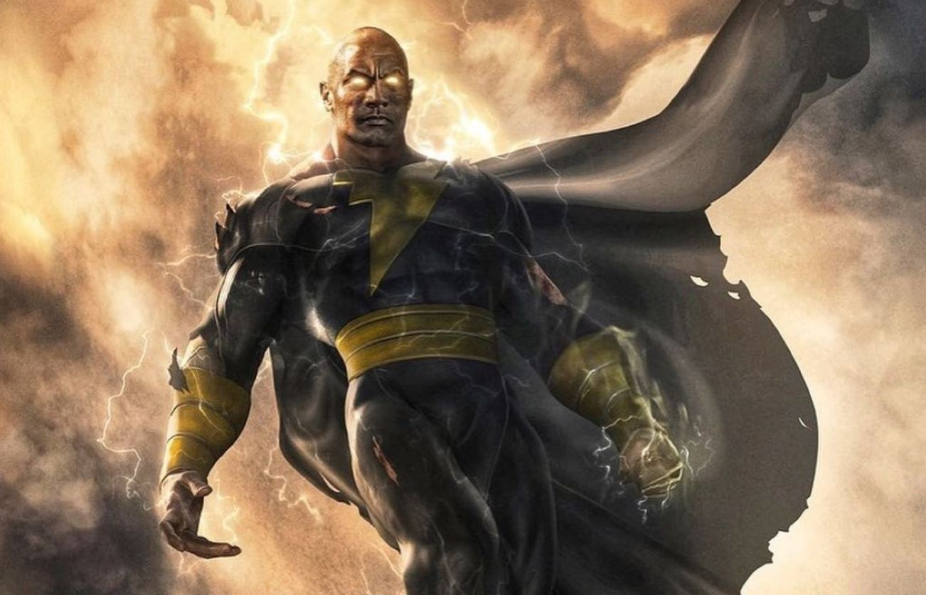 Black Adam Cameo in Shazam 2 Possible