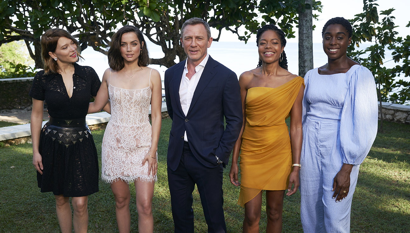Bond 25 Cast and Characters