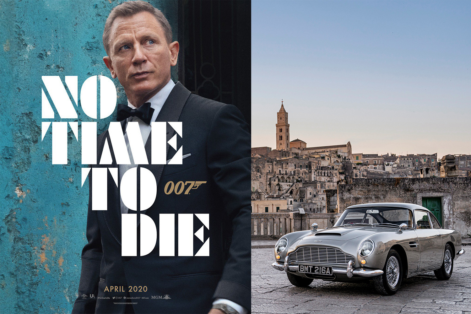Bond 25 Title and Release Date