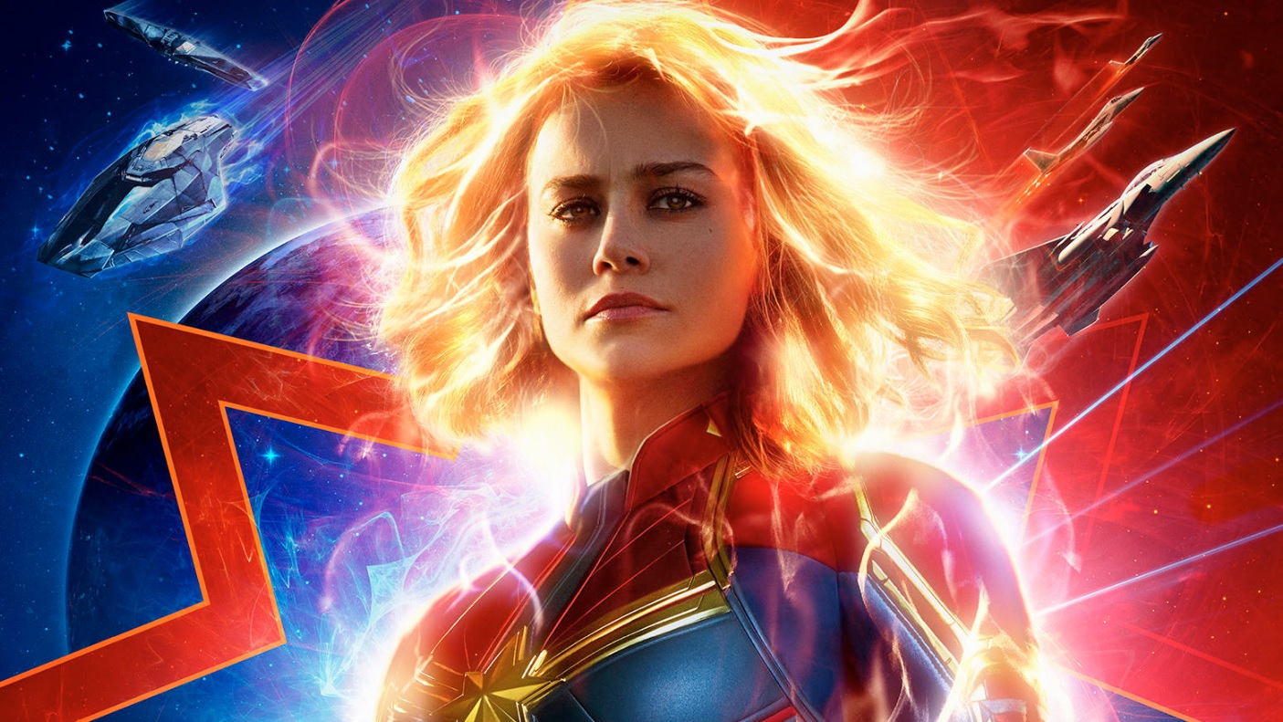 Captain Marvel 2 Trailer and Release Date