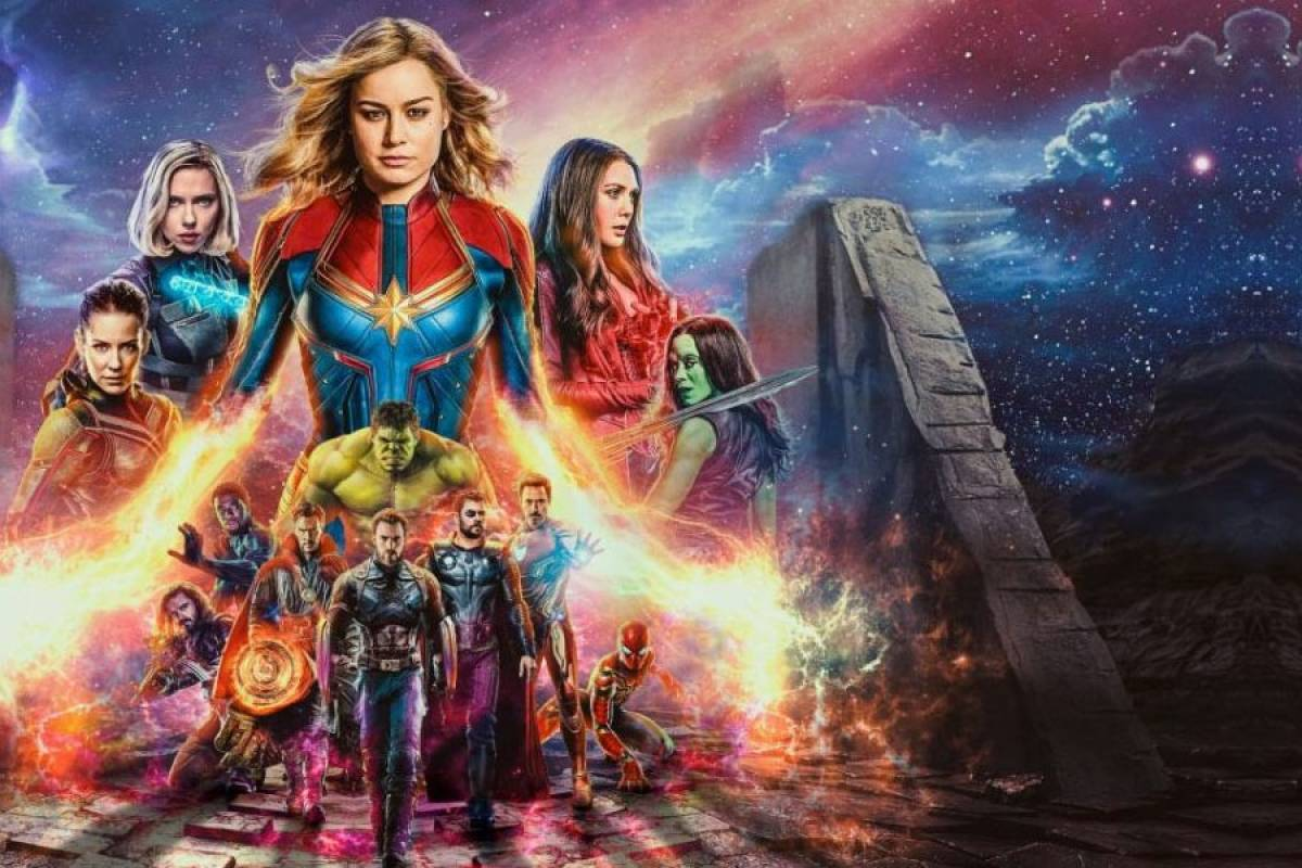 Captain Marvel 2 and Avengers Endgame Connection Explained