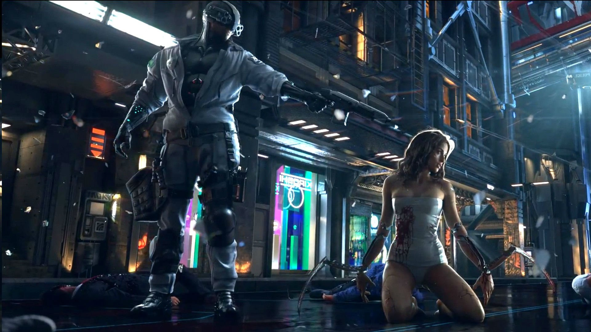 Cyberpunk 2077 Game's Map is Smaller than The Witcher 3