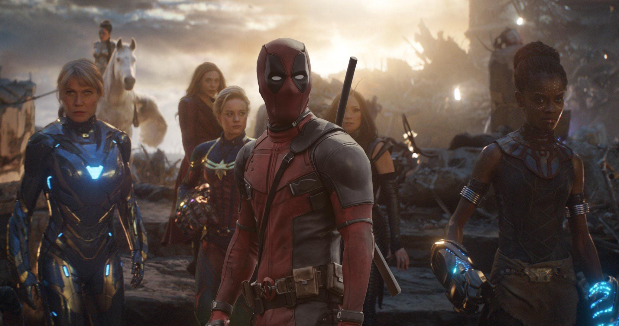 Deadpool 3 will be Set in the MCU