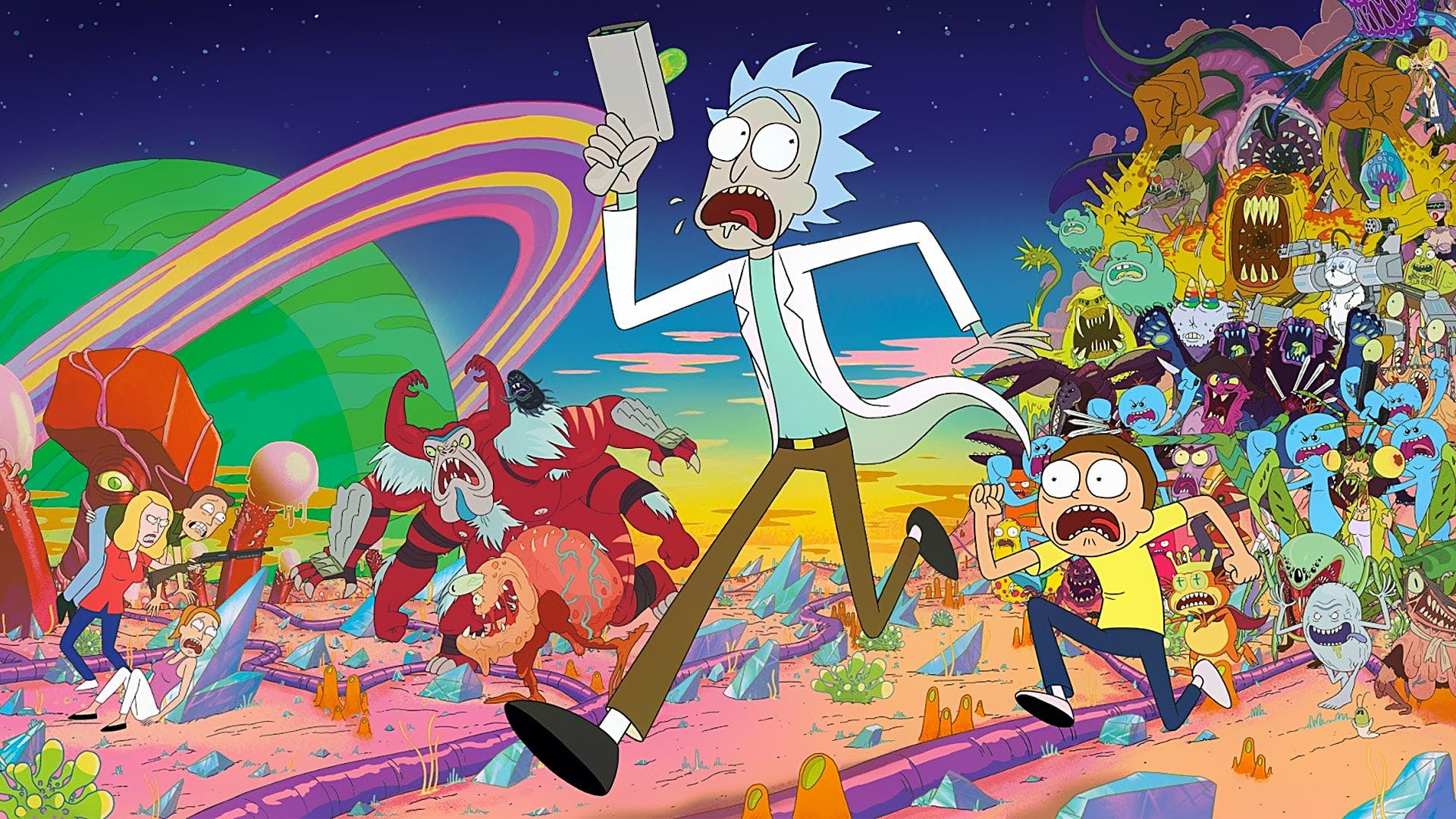 Fans are Demanding Release Date for Rick and Morty Season 4 Episode 6