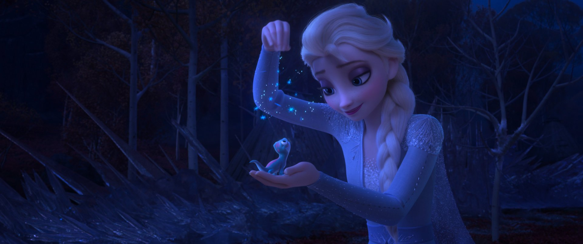 Frozen 2 Ending Explained and How Elsa Got her Ice Powers