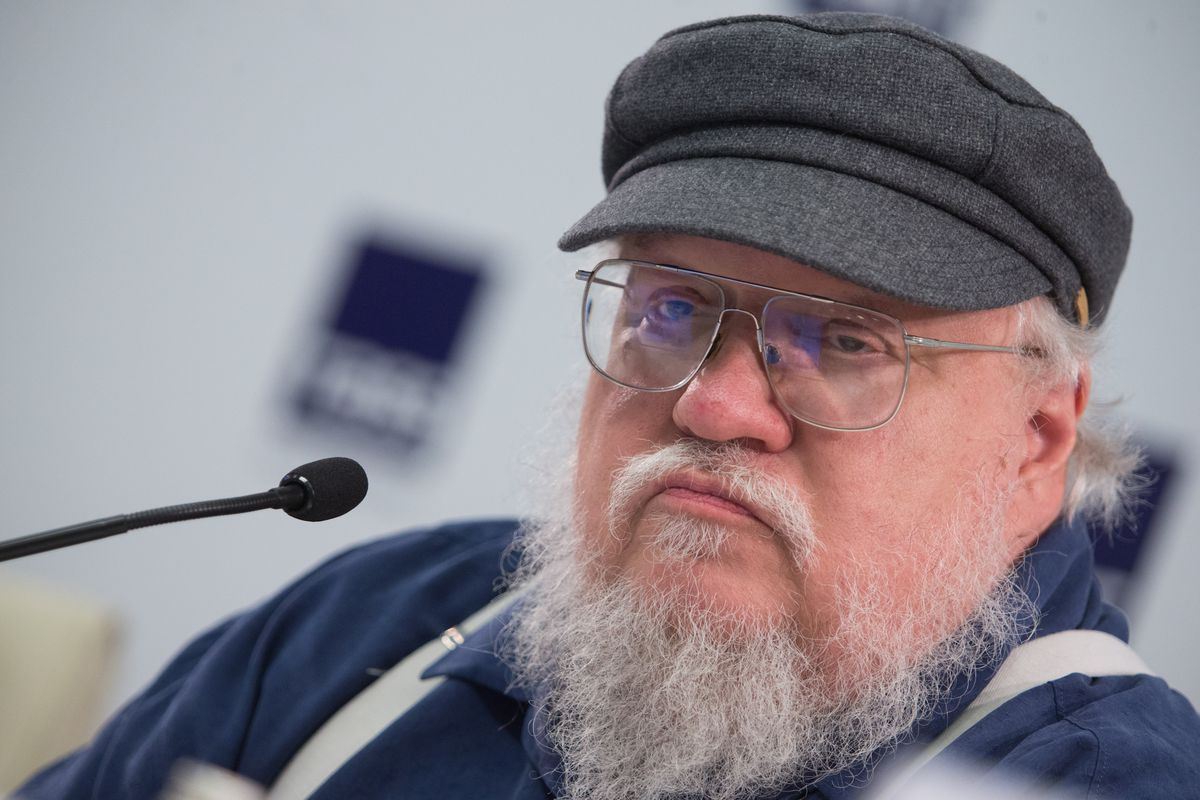 GRRM Making New Promise on Publishing TWOW