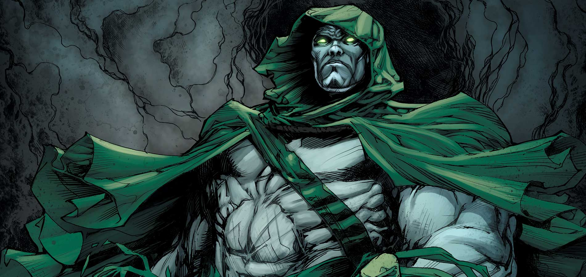 Green Arrow will Become Spectre in Crisis on Infinite Earths Part 4