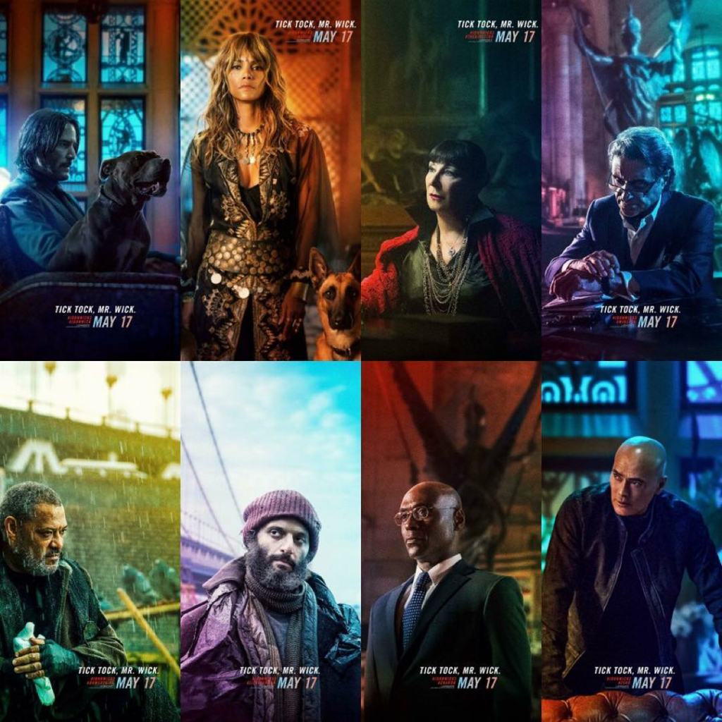 John Wick 4 Release Cast and Plot Spoilers