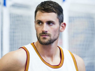 LA Clippers to Sign Kevin Love to Pair with Kawhi Leonard against Lakers and LeBron James