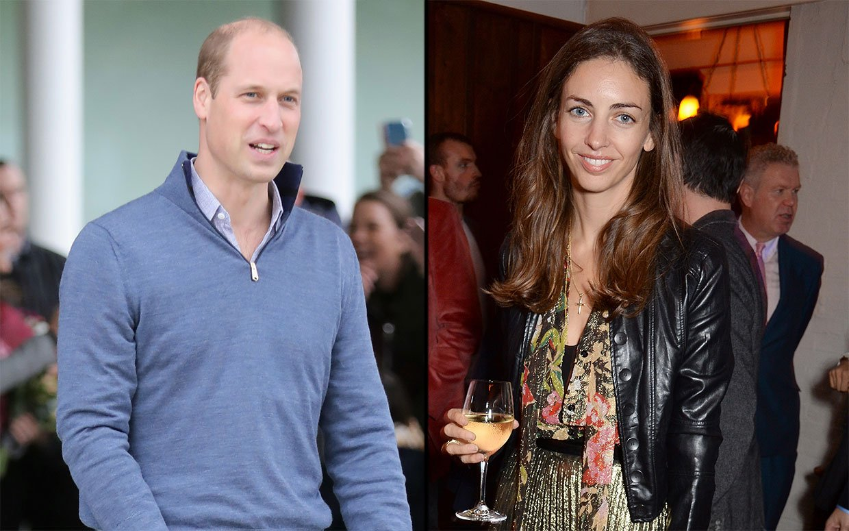 Latest Updates on Prince William and Rose Hanbury Cheating News