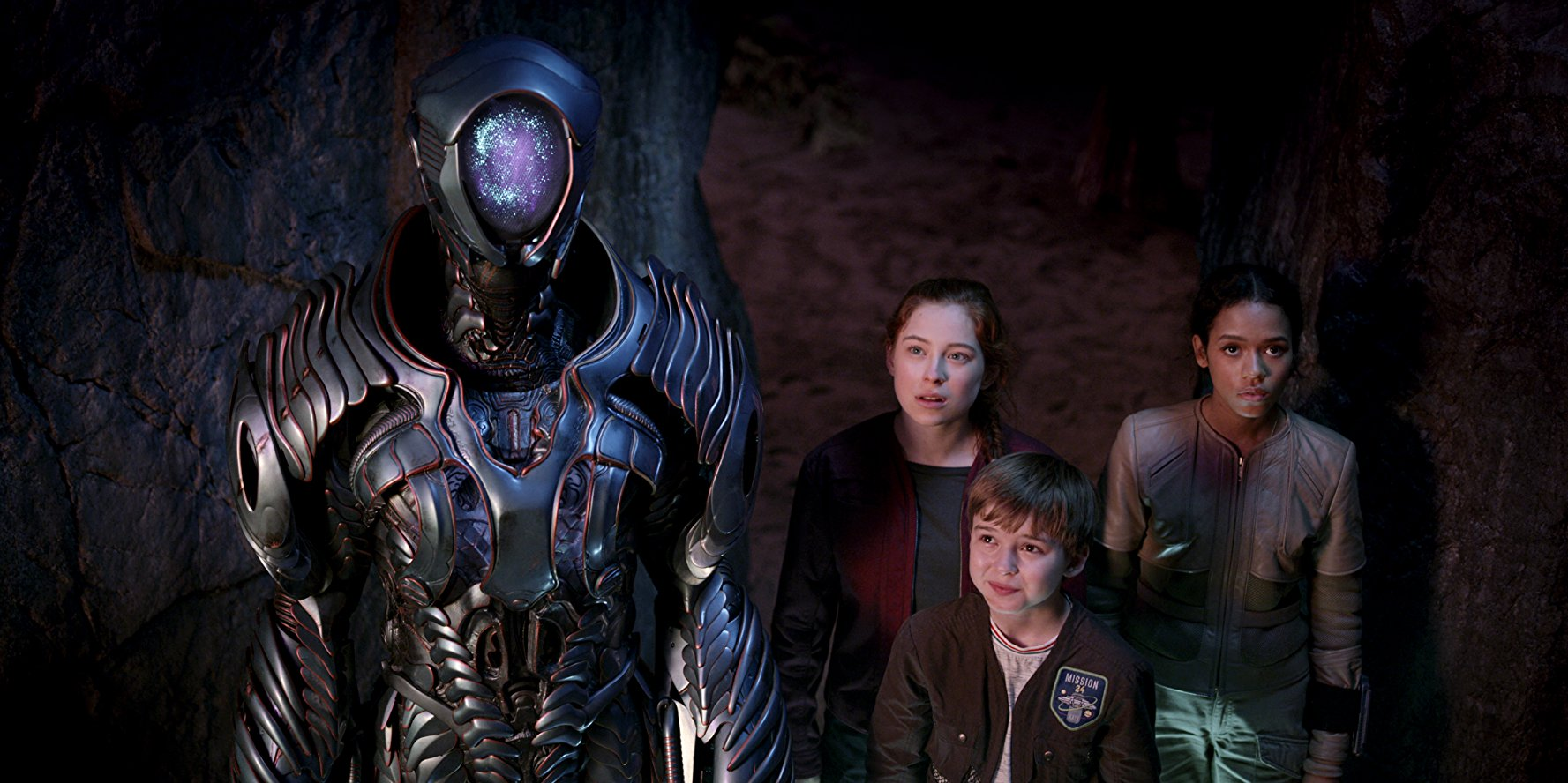 Lost in Space Season 2 Review Back to Basics