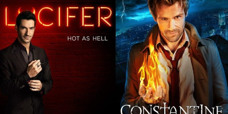 Lucifer Season 5 Theory John Constantine will Cameo in Maze Backstory Episode and Bring Lucifer Back to Earth