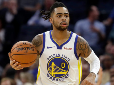 NBA Rumors D'Angelo Russell Trade Deal with Minnesota Timberwolves can Make them Reach Playoffs
