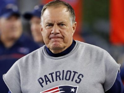 NFL Rumors New England Patriots Coach Bill Belichick to be Fired for Cheating in Bengals Game
