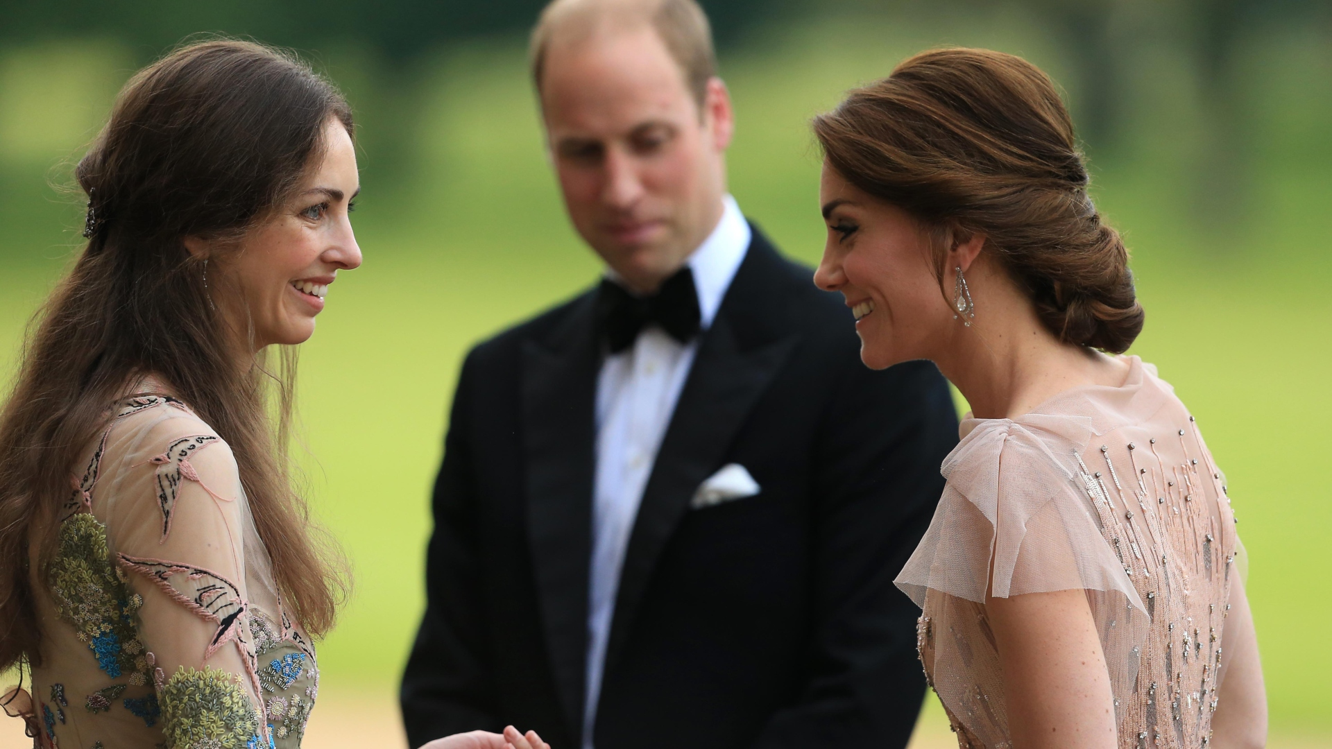 Netizens on Prince William and Rose Hanbury Affair