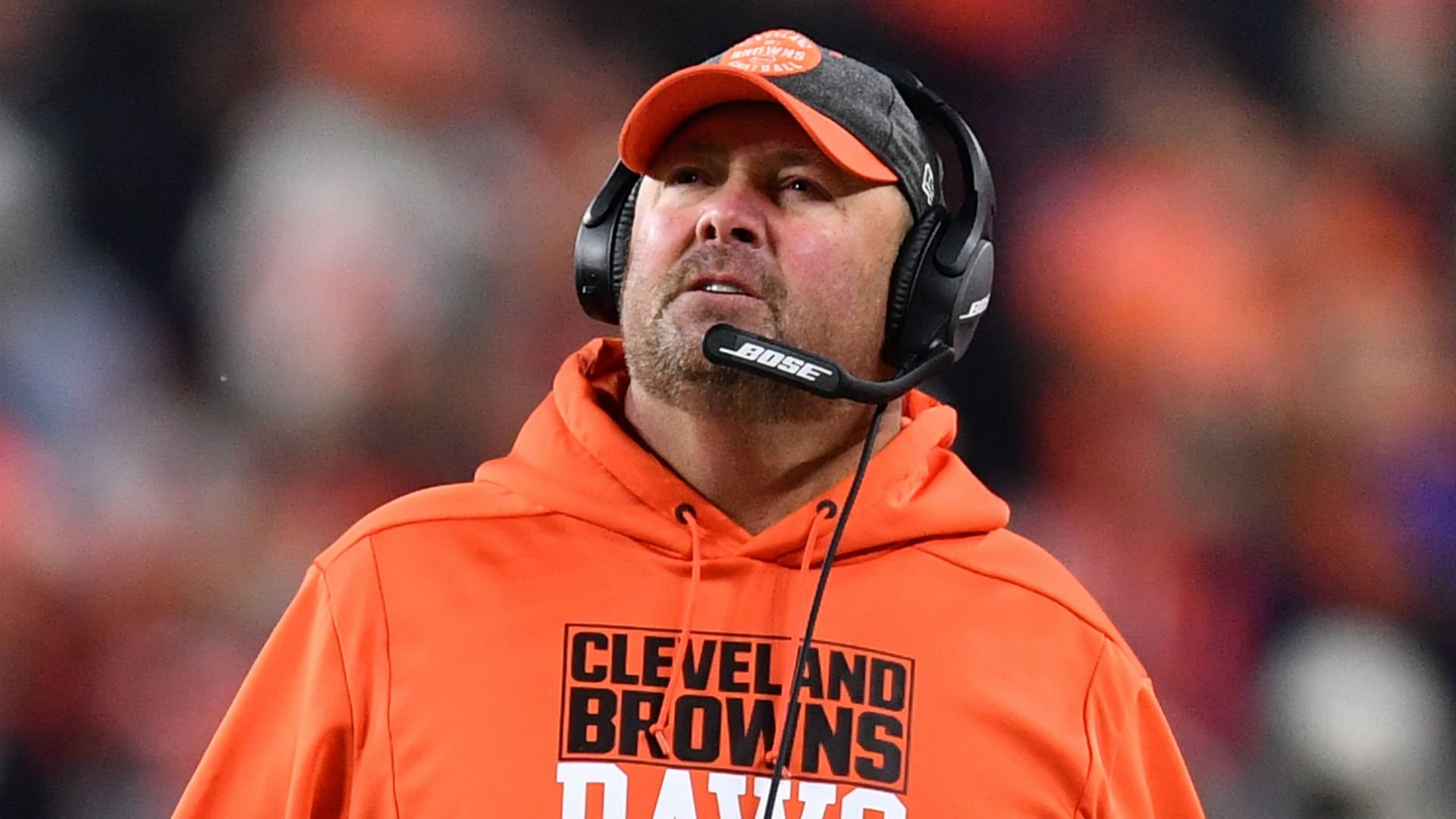 Players in Cleveland Browns are not Happy with Coach Freddie Kitchens
