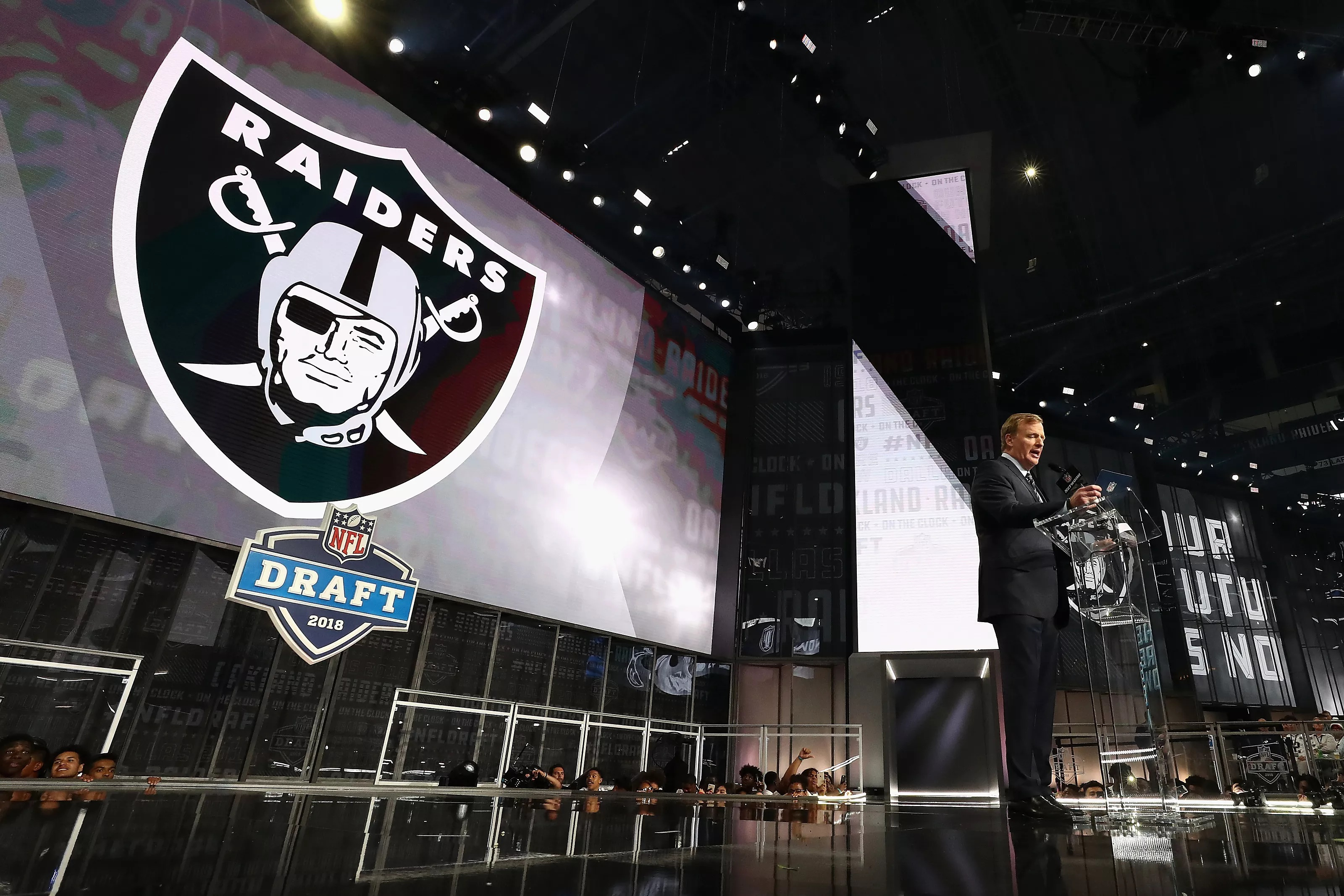 Raiders have Bigger Plans for NFL 2020 Draft