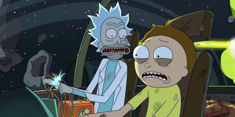 rick and morty online stream