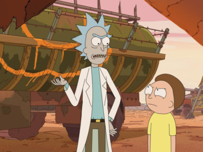 Rick and Morty Season 4 Episode 5 Review Evil Morty is back in the Space Battle Adventures
