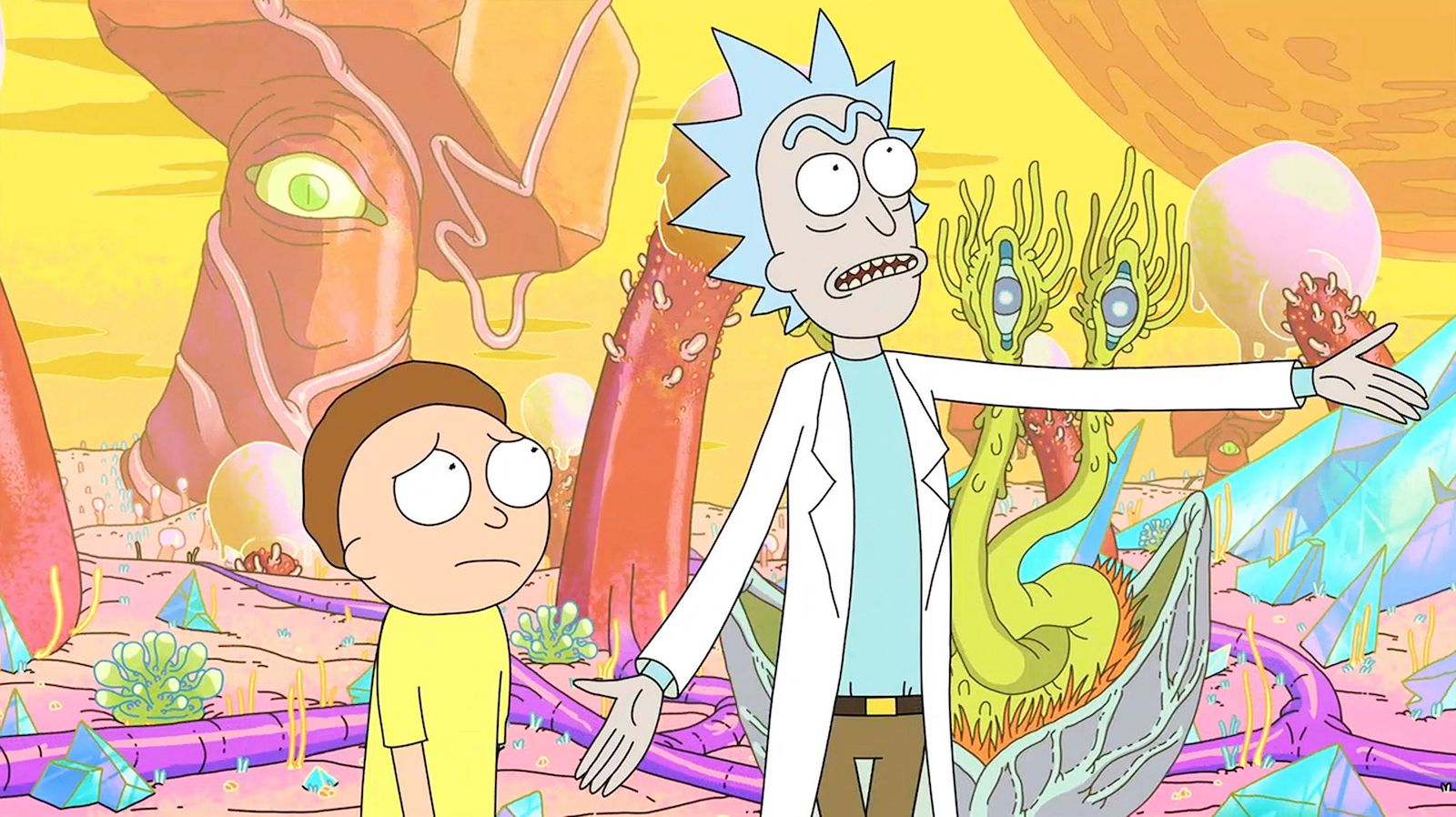Rick and Morty S04E06 Release Date Confirmed