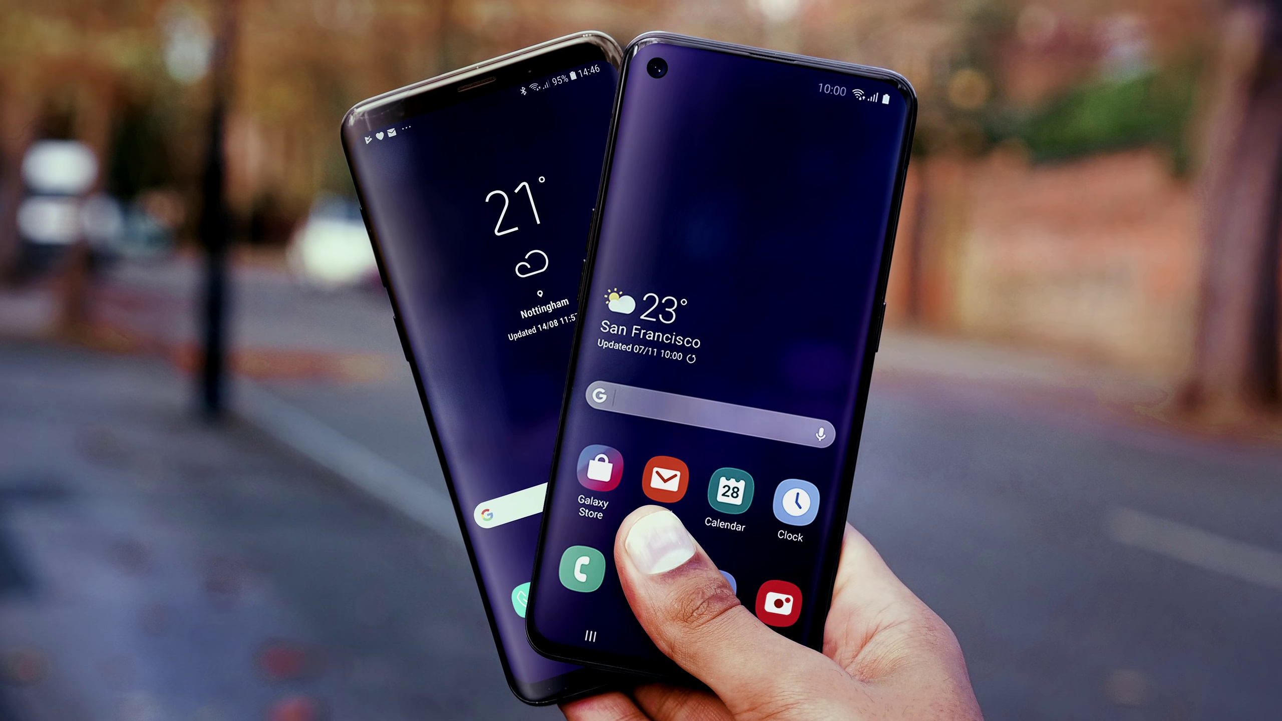 Samsung Galaxy Android 10 Update Supported Devices List