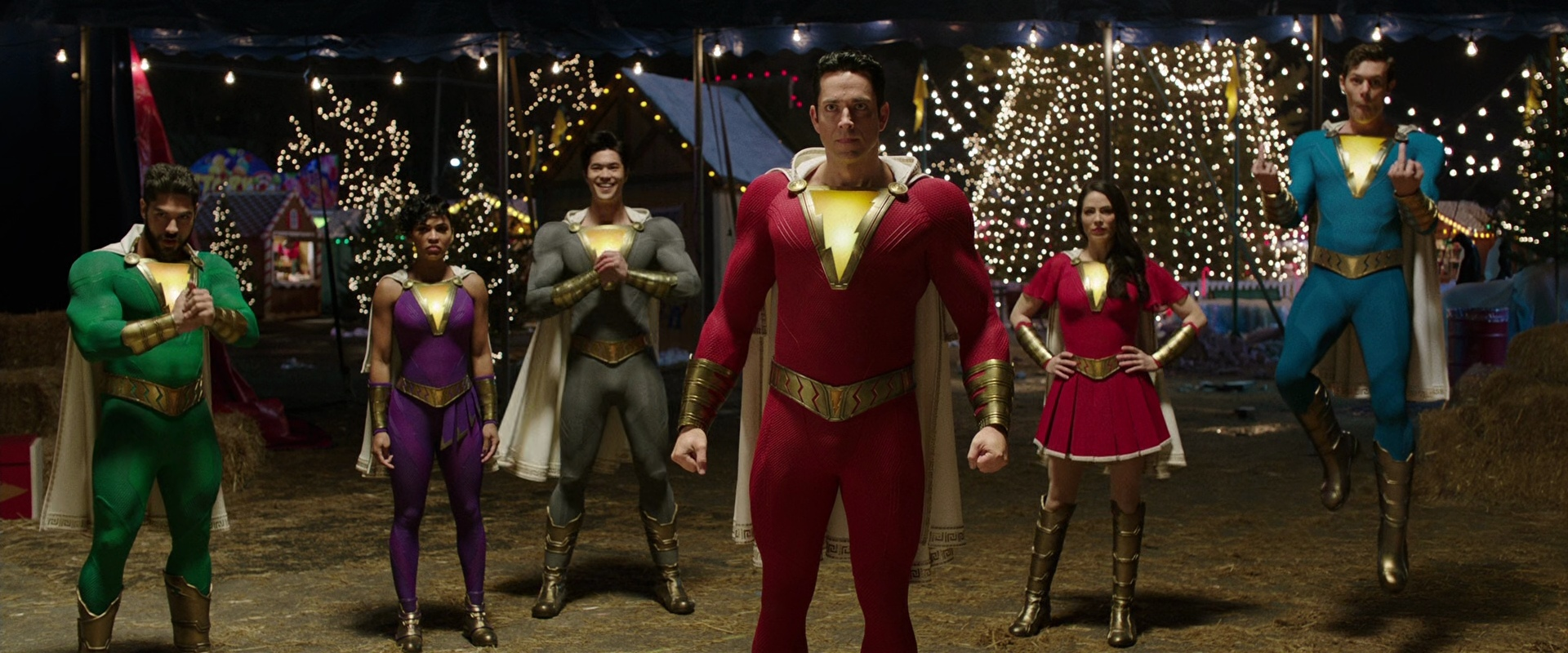 Shazam 2 Cast and Plot Details