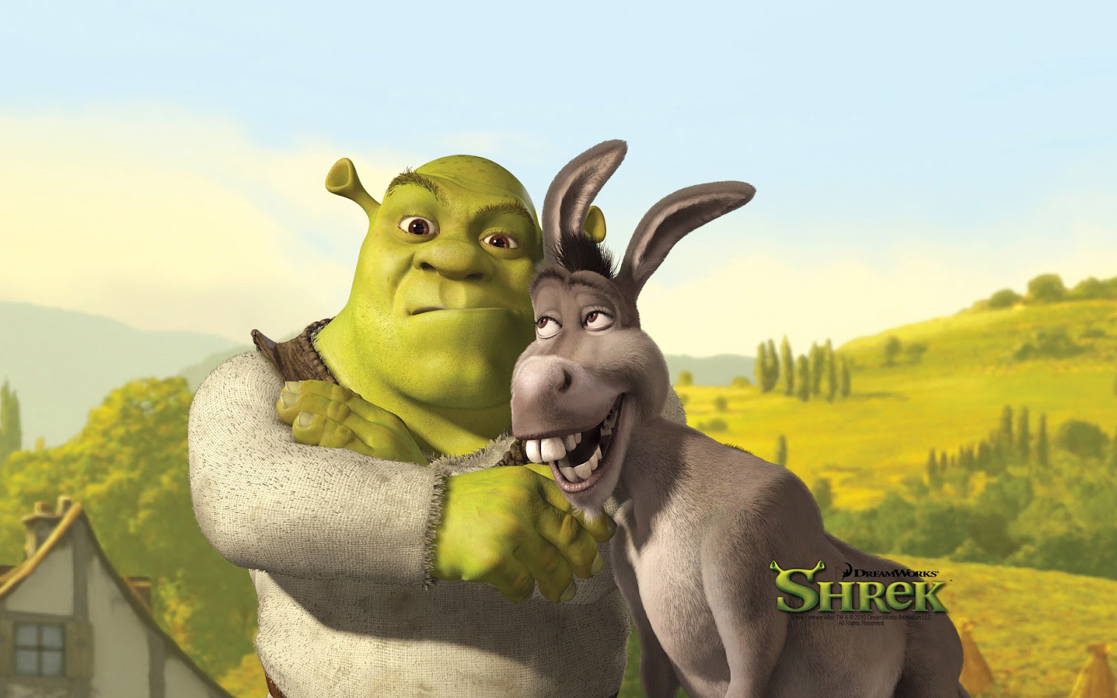 Shrek 5 is Not Canceled, Release Date is Fixed
